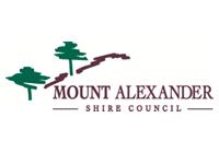 Mount Alexander Shire logo